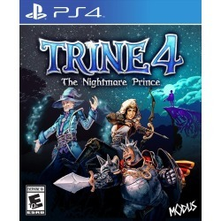 Trine 4: Nightmare Prince - PS4 found on Bargain Bro Philippines from rcwilley.com for $29.99