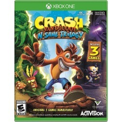Crash Bandicoot: N-Sane Trilogy - Xbox One found on Bargain Bro Philippines from rcwilley.com for $59.99
