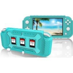 Nintendo Switch Lite Blue Armor Case