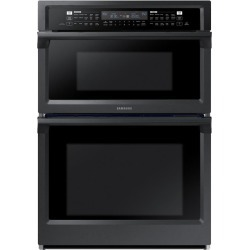 Samsung 30 Inch Smart Convection Combination Wall Oven with.