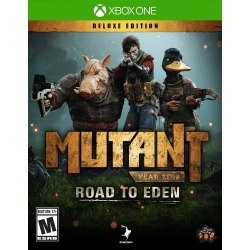 Mutant Year Zero: Road to Eden Deluxe Edition - Xbox One found on Bargain Bro Philippines from rcwilley.com for $39.99