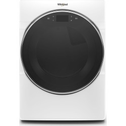 Whirlpool 7.4 cu. ft. Smart Front Load Gas Dryer - White