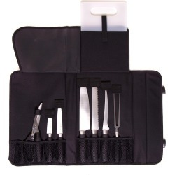 Professional 9 Piece Knife Set - Grill Accessories