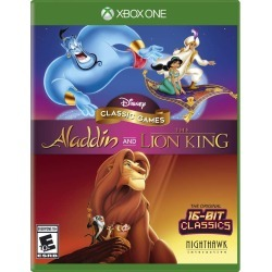 Disney Classic Games: Aladdin and Lion King - Xbox One found on Bargain Bro Philippines from rcwilley.com for $29.99