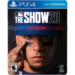 MLB The Show 20 MVP Edition - PS4 found on Bargain Bro India from rcwilley.com for $59.99
