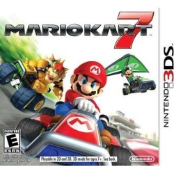 Mario Kart 7 - Nintendo 3DS found on Bargain Bro Philippines from rcwilley.com for $29.97