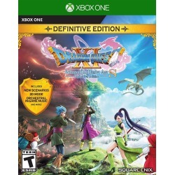 Dragon Quest XI S: Echoes of an Elusive Age Definitive Edition. found on Bargain Bro from rcwilley.com for USD $30.39