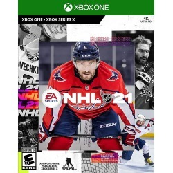 NHL 21 - Xbox One, Xbox Series X found on Bargain Bro from rcwilley.com for USD $15.19