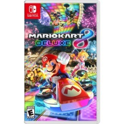Mario Kart 8 Deluxe - Nintendo Switch found on Bargain Bro India from rcwilley.com for $59.99