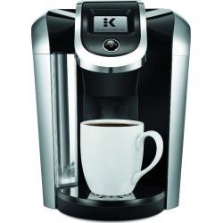 Black Keurig K475 Coffee Maker