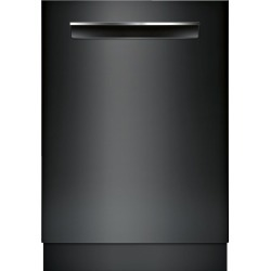 Bosch 500 DLX Series Dishwasher with AutoAir - Black Stainless Steel