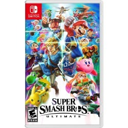 Super Smash Bros. Ultimate - Nintendo Switch found on Bargain Bro from rcwilley.com for USD $45.59