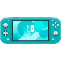 Nintendo Switch Lite - Turquoise found on Bargain Bro Philippines from rcwilley.com for $199.99