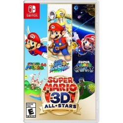 Super Mario 3D All-Stars - Nintendo Switch found on Bargain Bro from rcwilley.com for USD $45.59