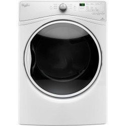 Whirlpool Front Load Gas Dryer - 7.4 Cu. Ft. White