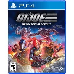 GI Joe Operation Blackout - PS4 found on Bargain Bro India from rcwilley.com for $39.99