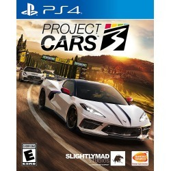 Project Cars 3 - PS4 found on Bargain Bro from rcwilley.com for USD $22.79