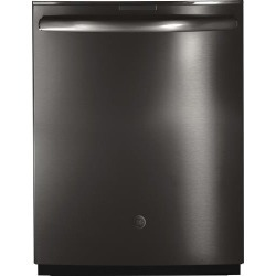 GE Profile Dishwasher - Black Stainless Steel
