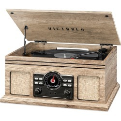 Victrola 4-in-1 Nostalgic Bluetooth Record Player