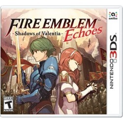 Fire Emblem Echoes: Shadows of Valentia - Nintendo 3DS found on Bargain Bro Philippines from rcwilley.com for $29.97