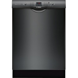 Bosch 100 Series Dishwasher - Black
