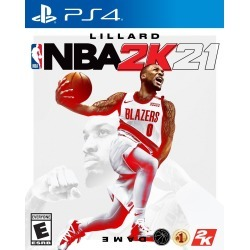 NBA 2K21 - PS4 found on Bargain Bro India from rcwilley.com for $59.99