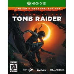 Shadow of the Tomb Raider Steelbook Limited Edition - Xbox One found on Bargain Bro India from rcwilley.com for $24.97
