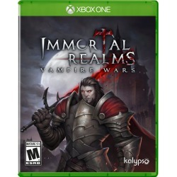 Immortal Realms: Vampire Wars - Xbox One found on Bargain Bro India from rcwilley.com for $49.99