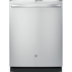 GE Profile Series Dishwasher - Stainless Steel