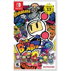 Super Bomberman R - Nintendo Switch found on Bargain Bro Philippines from rcwilley.com for $39.99