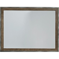 Modern Rustic Brown Mirror - Sonoma Road