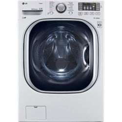 LG Front Load Washer - 4.5 cu. ft. White found on Bargain Bro India from rcwilley.com for $799.97