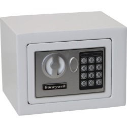 Honeywell 5005 Small Digital Lock Security Safe - White found on Bargain Bro India from rcwilley.com for $59.99