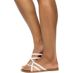 Women's Callout-S Sandals White
