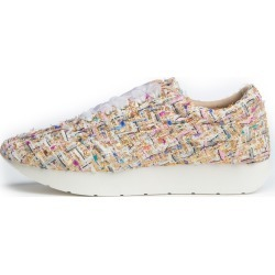 Cape Robbin Fellini-1 Nude Women's Sneaker Nude found on MODAPINS from shiekh for USD $49.99