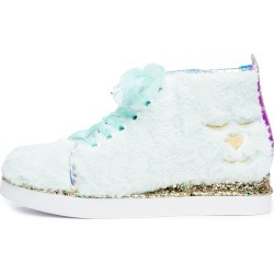 Irregular Choice Grizz Lee Women's Sneaker Mint found on MODAPINS from shiekh for USD $130.00