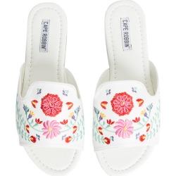 Cape Robbin Emily-87 White Women's Sandals White