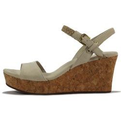 UGG Australia for Women: Dalessio Cream Wedge Sandal Cream found on Bargain Bro India from shiekh for $110.00