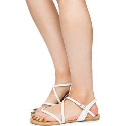 Women's Villa-S Sandals White