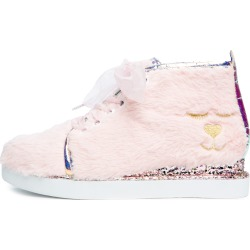 Irregular Choice Grizz Lee Women's Sneaker Pink found on MODAPINS from shiekh for USD $130.00