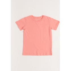 Toddler's Petal Pink Short Sleeve Tee 4T/5T
