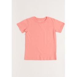 Kid's Petal Pink Short Sleeve Tee 10/12