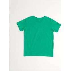 Kid's Teal Pop Short Sleeve Tee 10/12