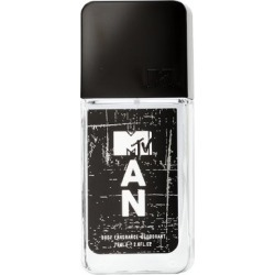 Man Body Fragrance MTV - Body Spray 75ml - Unissex found on MODAPINS from zattini for USD $12.99
