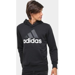 Moletom Adidas Essentials Linear Pullover French Terry C/ Capuz - Masculino found on Bargain Bro Philippines from zattini for $127.41