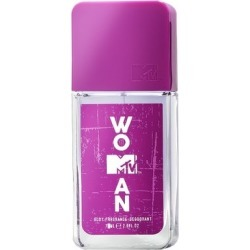 Woman Body Fragrance MTV - Body Spray 75ml - Unissex found on MODAPINS from zattini for USD $12.99