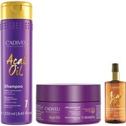 Kit Cadiveu Professional Açaí Oil Home Care - Feminino found on Bargain Bro India from zattini for $49.00