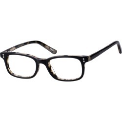 Flexible Acetate Glasses With Spring Hinges
