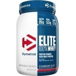 Elite Whey Protein - 907g - Dymatize Nutrition - Chocolate