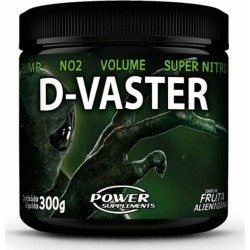 D-Vaster - 300g - Power Supplements - Fruta Alienígena